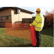 Mesh Orange Safety Fencing SK26430
